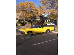 1969 Chevrolet El Camino (CC-1118434) for sale in Cadillac, Michigan