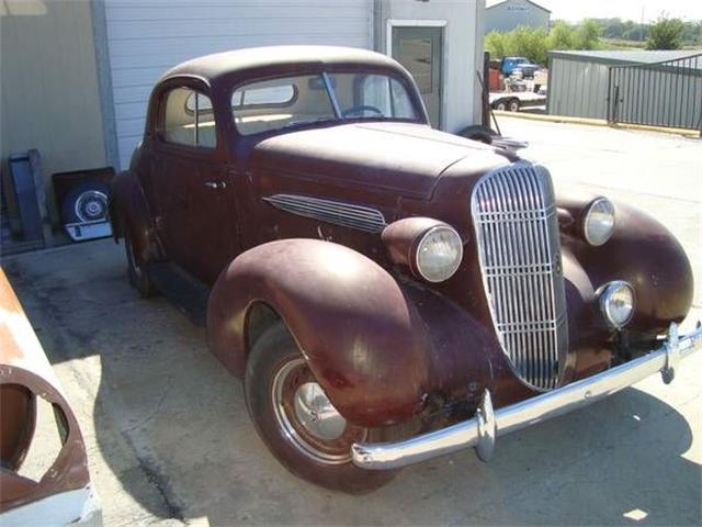 1935 Oldsmobile Club Coupe (CC-1118446) for sale in Cadillac, Michigan