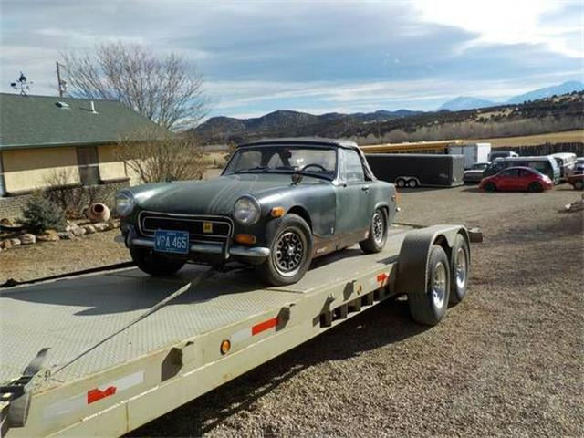 1971 MG Midget (CC-1118450) for sale in Cadillac, Michigan