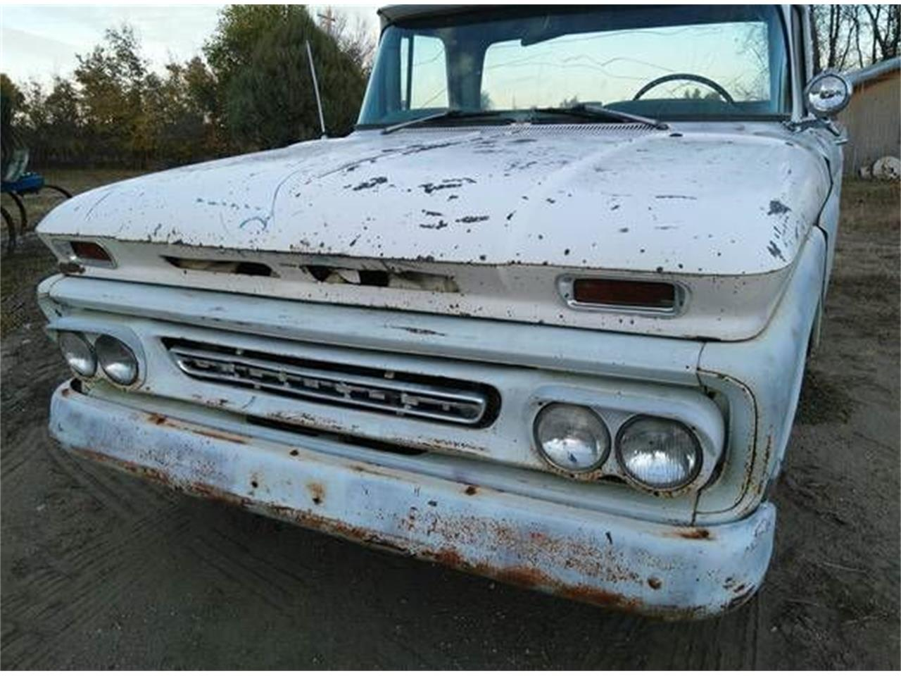 1961 Chevrolet C10 (CC-1118454) for sale in Cadillac, Michigan