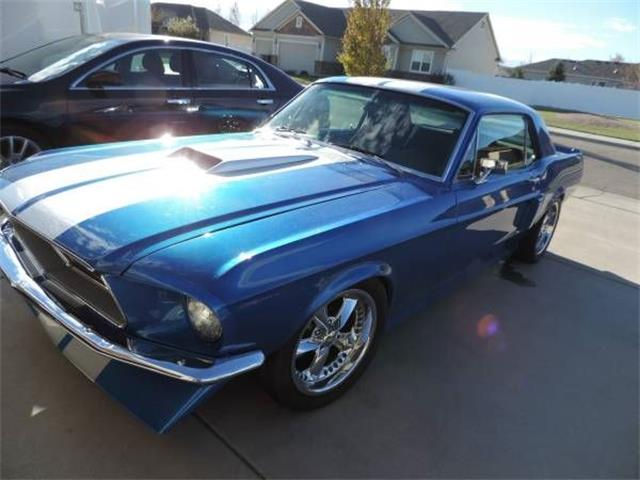 1968 Ford Mustang (CC-1118487) for sale in Cadillac, Michigan