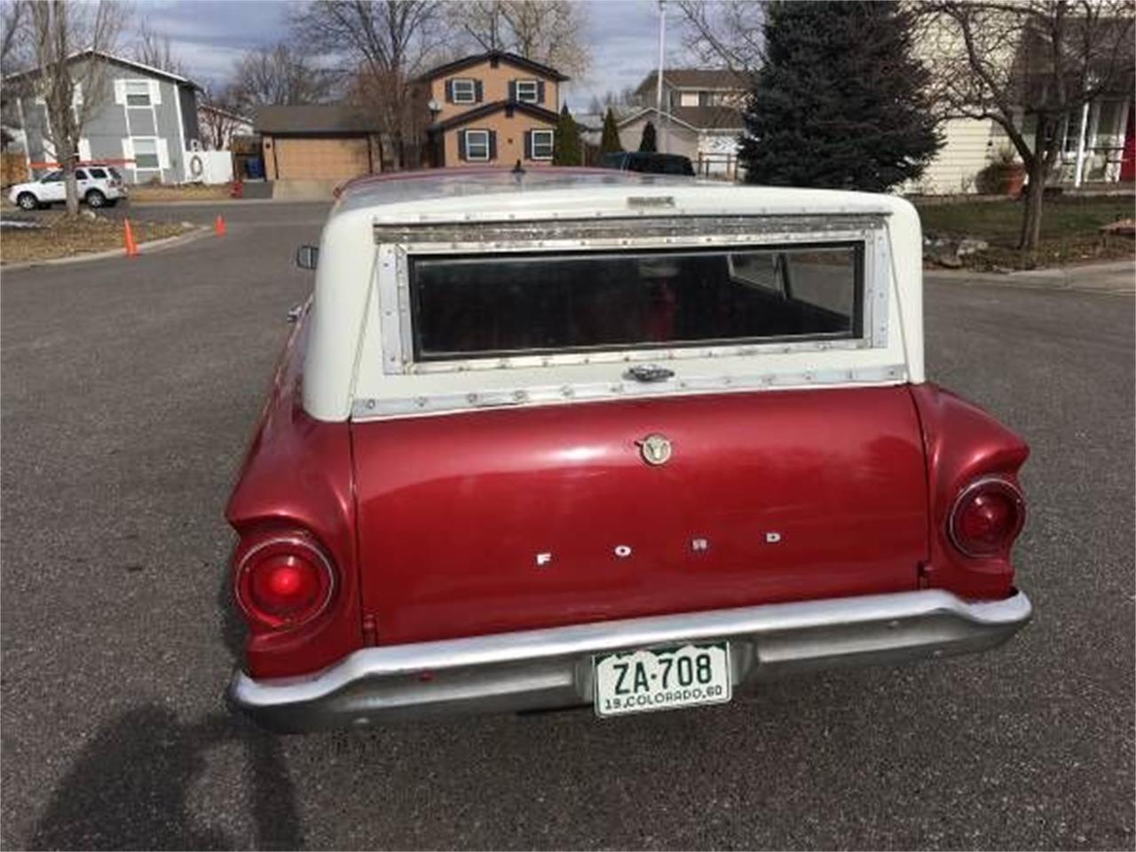 1960 Ford Ranchero (CC-1118488) for sale in Cadillac, Michigan
