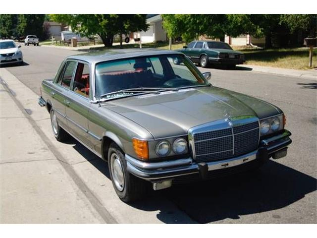 1973 Mercedes-Benz 450 (CC-1118490) for sale in Cadillac, Michigan