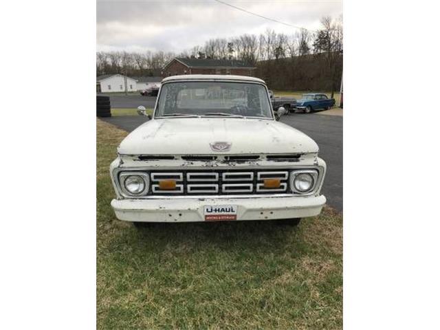 1964 Ford F100 (CC-1118492) for sale in Cadillac, Michigan