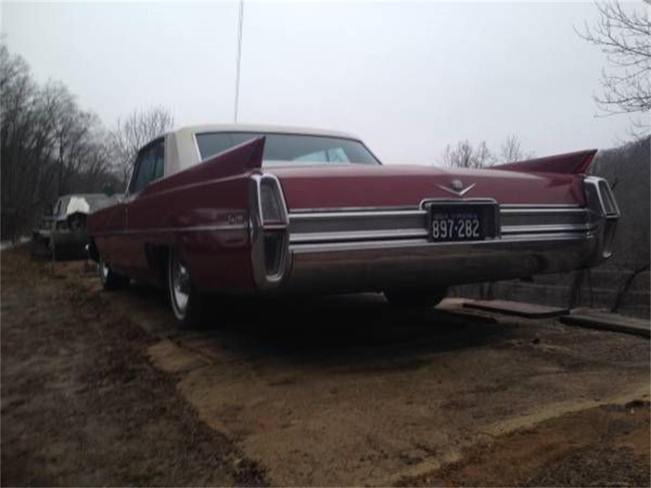 1964 Cadillac Coupe DeVille (CC-1118501) for sale in Cadillac, Michigan