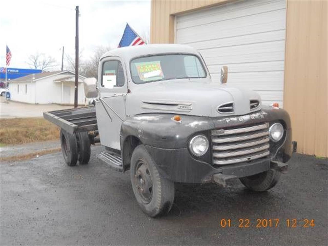 1948 Ford F4 (CC-1118544) for sale in Cadillac, Michigan
