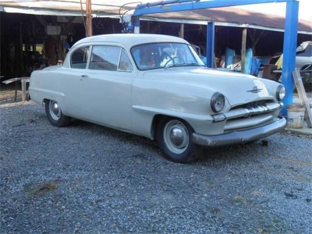 1953 Plymouth Cranbrook (CC-1118549) for sale in Cadillac, Michigan