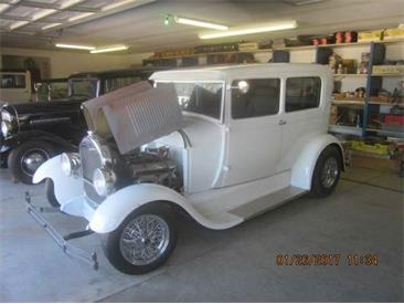 1929 Ford Tudor (CC-1118559) for sale in Cadillac, Michigan