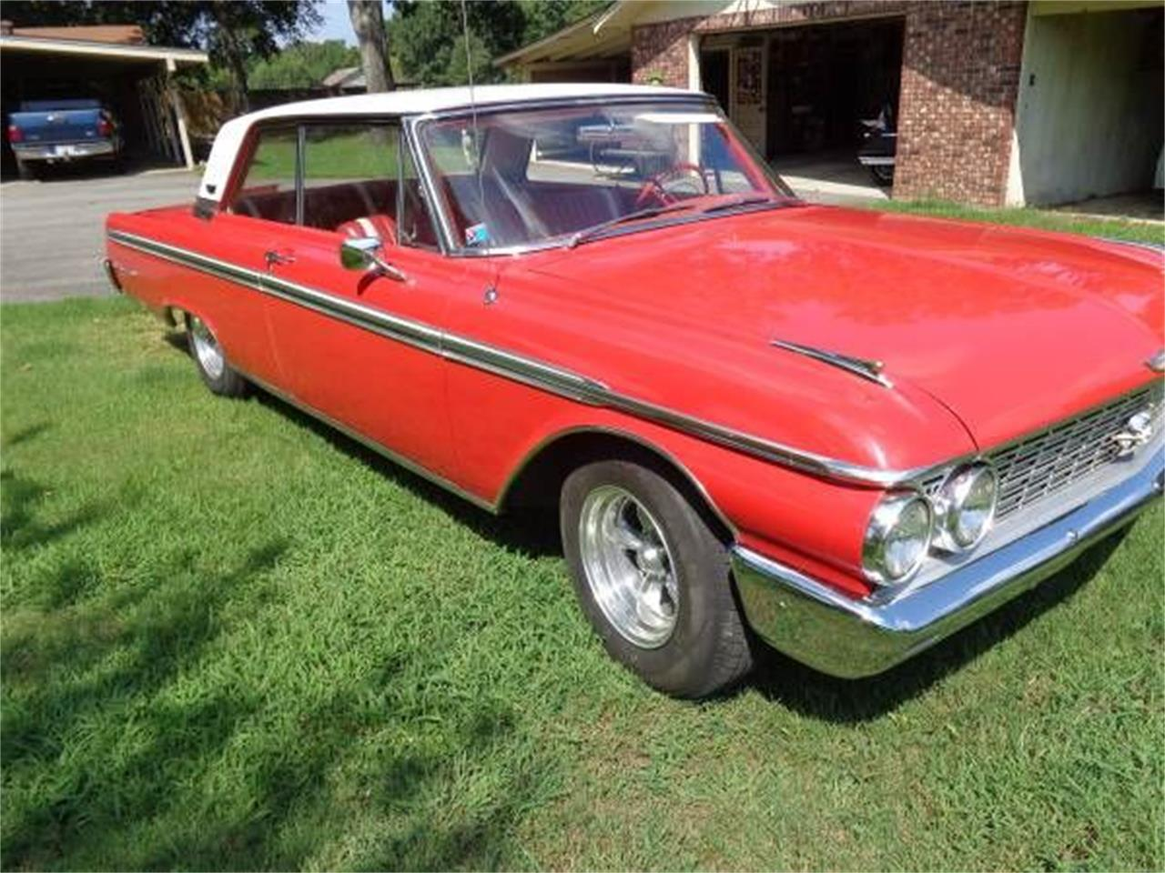 1962 Ford Galaxie 500 (CC-1118572) for sale in Cadillac, Michigan