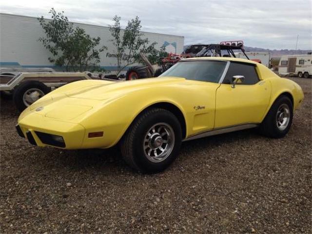 1976 Chevrolet Corvette (CC-1118586) for sale in Cadillac, Michigan