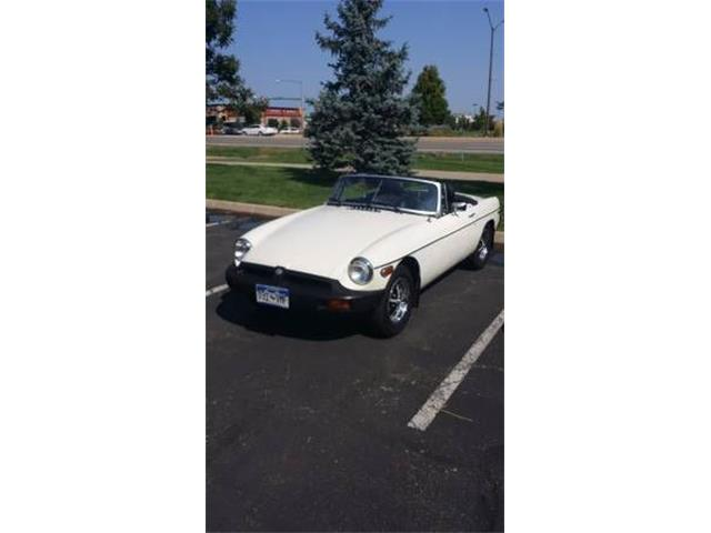 1978 MG MGB (CC-1118594) for sale in Cadillac, Michigan