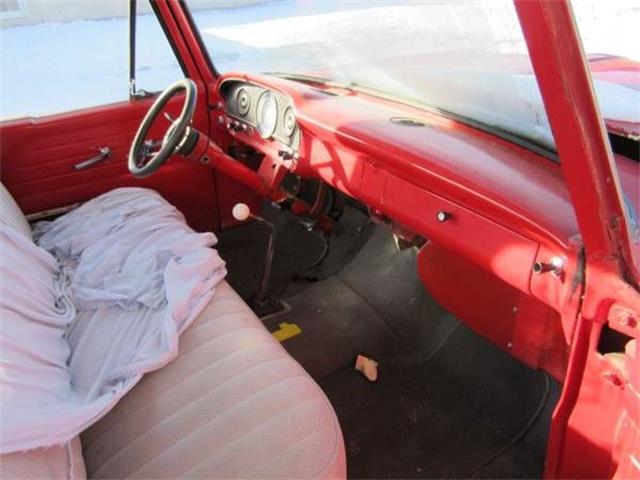1963 Ford F100 (CC-1118601) for sale in Cadillac, Michigan