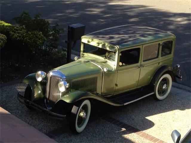 1931 Chrysler Sedan (CC-1118607) for sale in Cadillac, Michigan