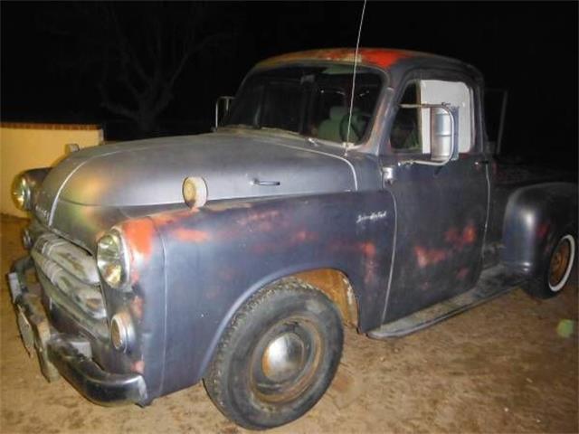 1954 Dodge Pickup (CC-1118611) for sale in Cadillac, Michigan