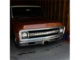 1971 Chevrolet C10 (CC-1118621) for sale in Cadillac, Michigan