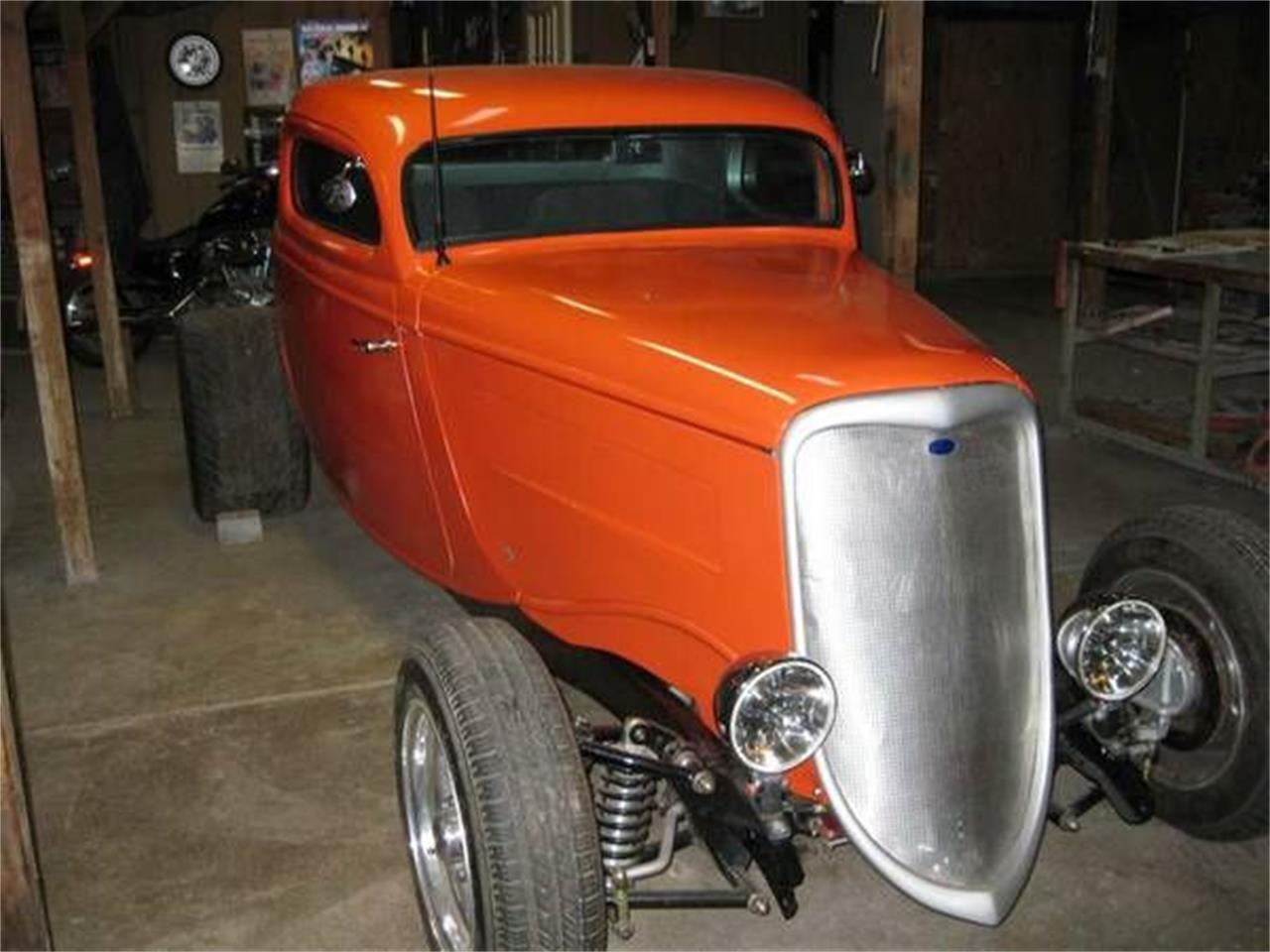 1933 Ford Coupe (CC-1118626) for sale in Cadillac, Michigan