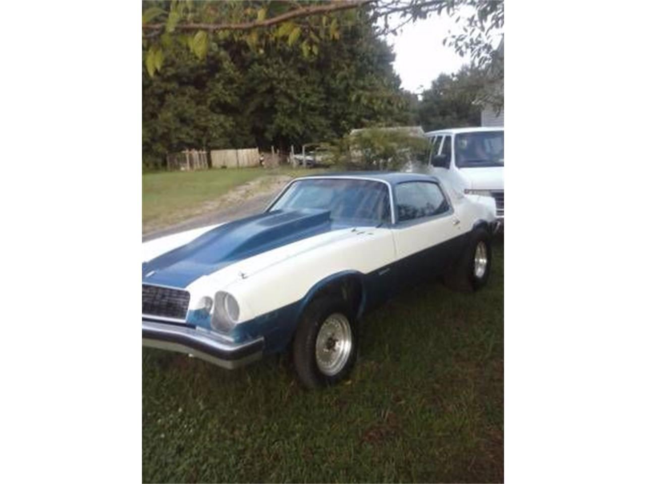 1975 Chevrolet Camaro (CC-1118633) for sale in Cadillac, Michigan