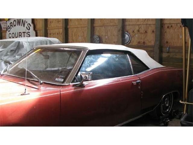 1969 Mercury Monterey (CC-1118635) for sale in Cadillac, Michigan