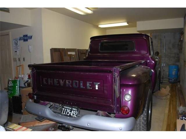 1966 Chevrolet C10 (CC-1118638) for sale in Cadillac, Michigan