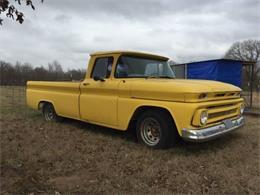 1961 Chevrolet C10 (CC-1118649) for sale in Cadillac, Michigan