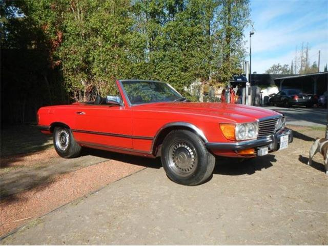 1972 Mercedes-Benz 350SL (CC-1118663) for sale in Cadillac, Michigan