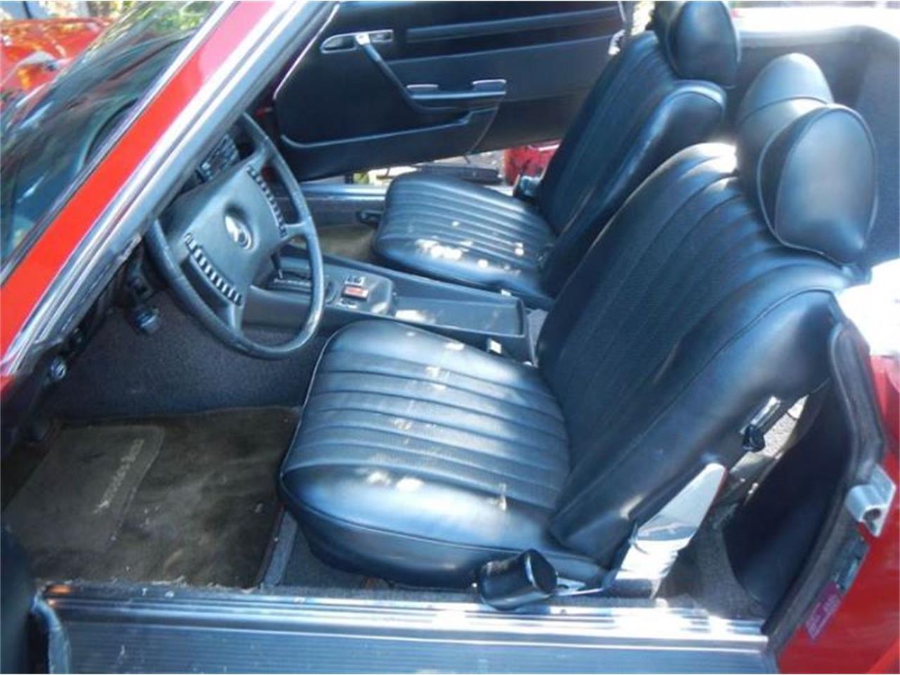 1972 Mercedes-Benz 350SL (CC-1118663) for sale in Cadillac, Michigan
