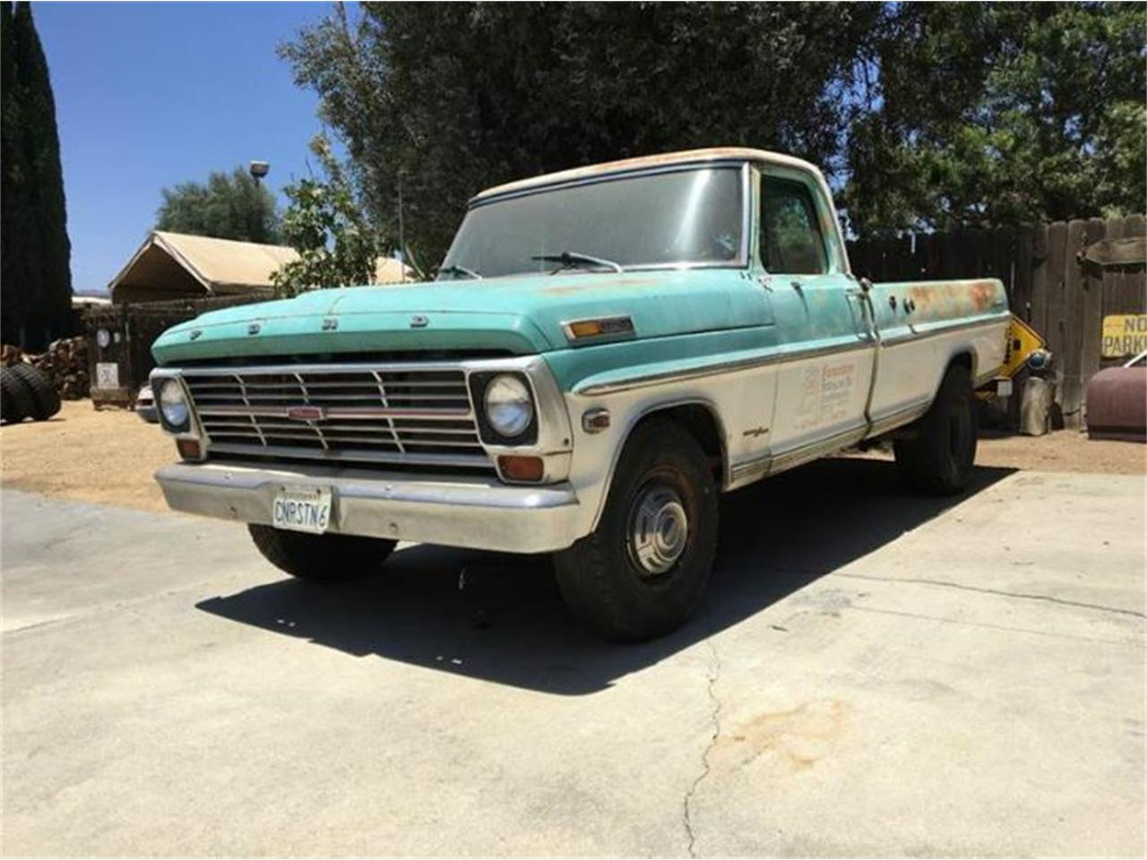 1969 Ford Ranger (CC-1118665) for sale in Cadillac, Michigan