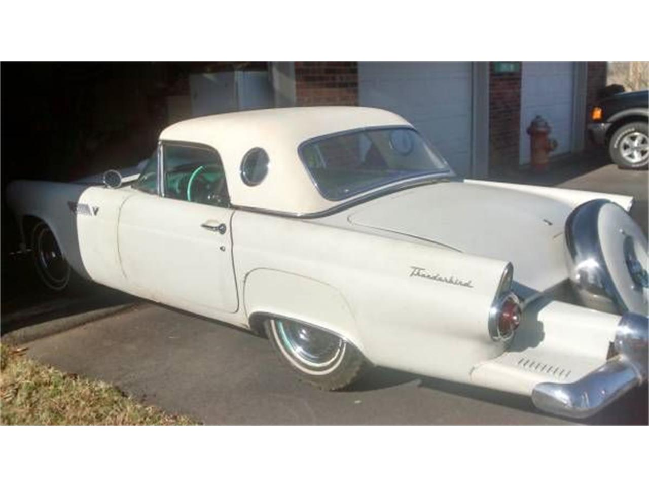 1955 Ford Thunderbird (CC-1118666) for sale in Cadillac, Michigan