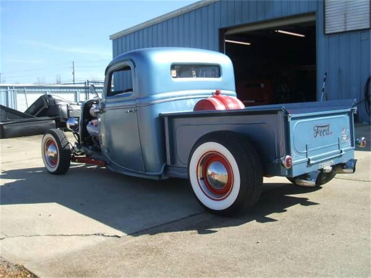 1935 Ford Pickup (CC-1118672) for sale in Cadillac, Michigan