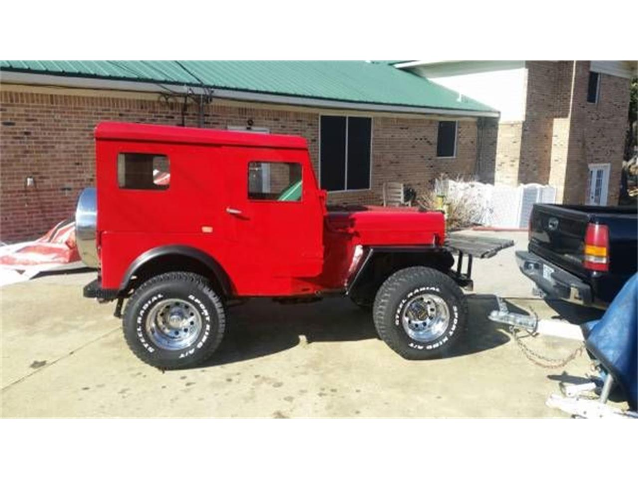 1946 Willys Jeep (CC-1118675) for sale in Cadillac, Michigan