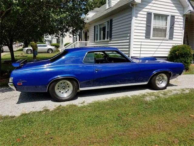 1969 Mercury Cougar (CC-1118680) for sale in Cadillac, Michigan