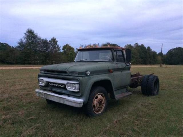 1962 GMC 3500 (CC-1118687) for sale in Cadillac, Michigan