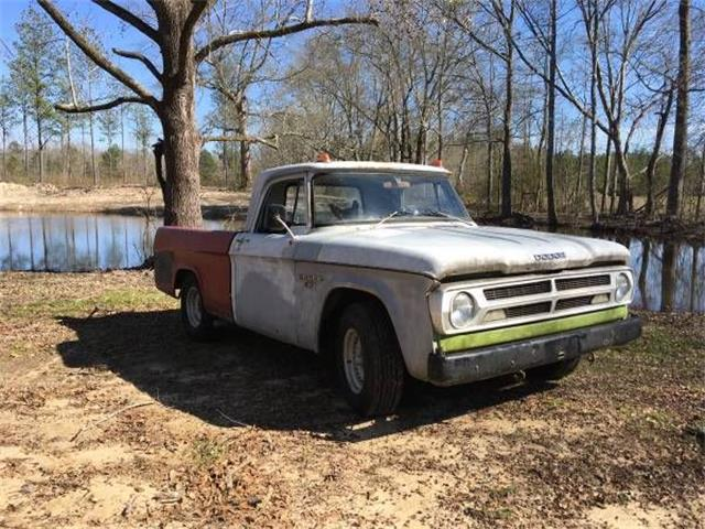 1967 Dodge D100 (CC-1118692) for sale in Cadillac, Michigan