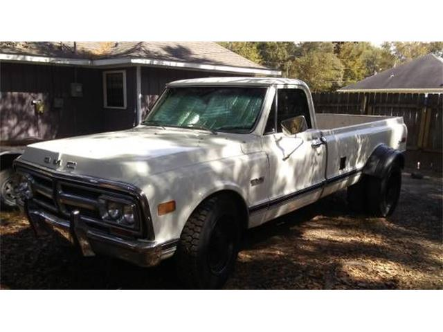 1972 GMC Custom (CC-1118697) for sale in Cadillac, Michigan
