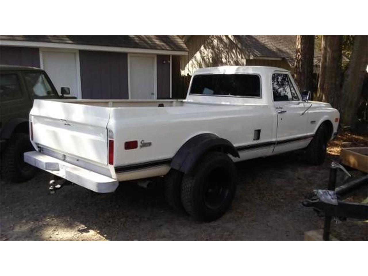 1972 GMC Custom (CC-1118697) for sale in Cadillac, Michigan