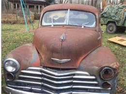 1946 Chevrolet Coupe (CC-1118707) for sale in Cadillac, Michigan