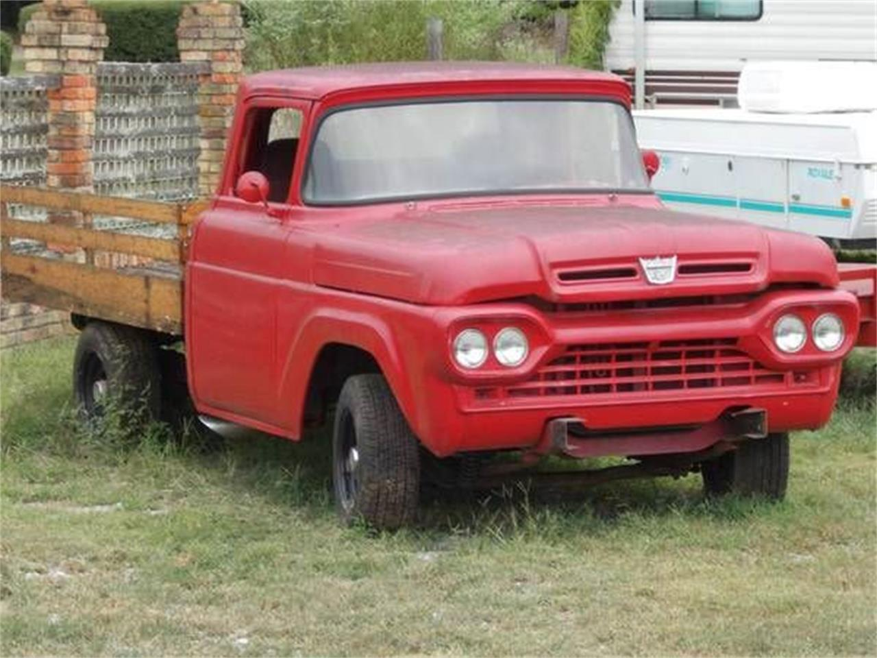 1960 Ford F100 (CC-1118727) for sale in Cadillac, Michigan