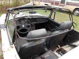 1977 MG MGB (CC-1118730) for sale in Cadillac, Michigan