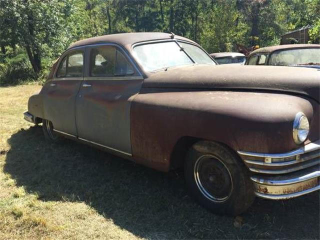 1949 Packard Sedan (CC-1118735) for sale in Cadillac, Michigan