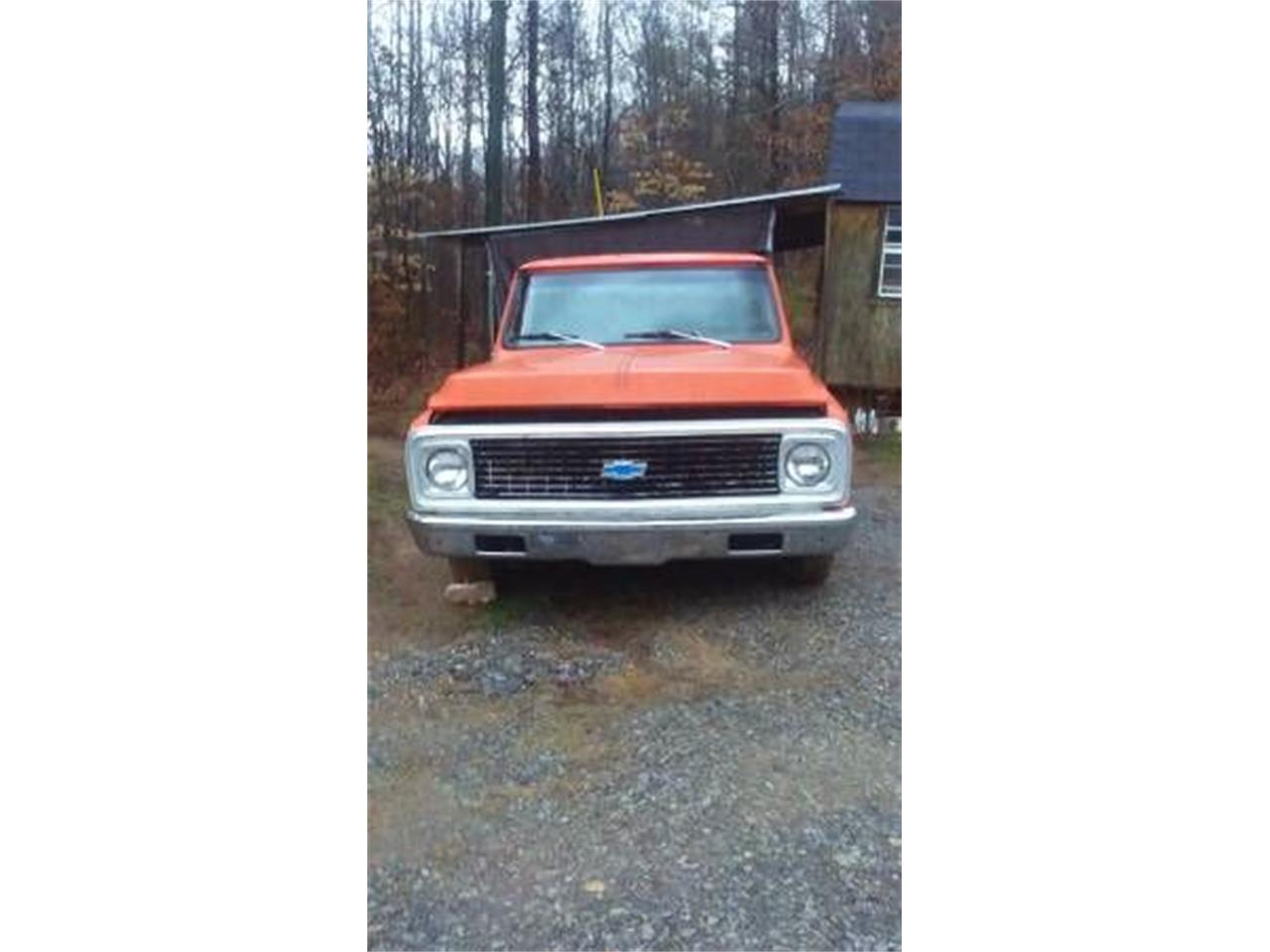 1971 Chevrolet C10 (CC-1118756) for sale in Cadillac, Michigan