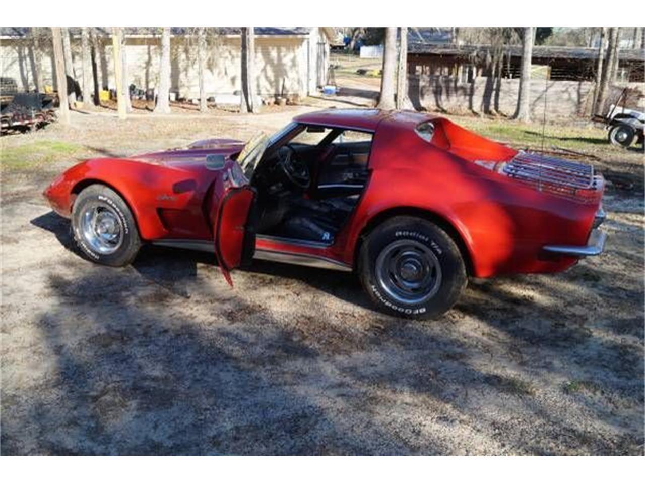 1973 Chevrolet Corvette (CC-1118759) for sale in Cadillac, Michigan