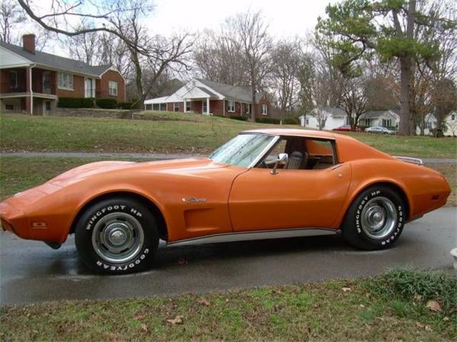 1974 Chevrolet Corvette (CC-1118763) for sale in Cadillac, Michigan