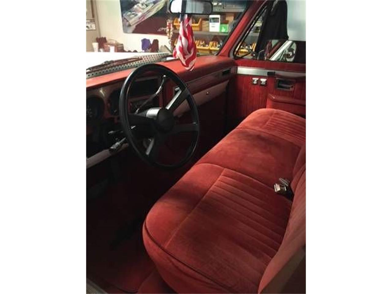 1977 Chevrolet C10 (CC-1118766) for sale in Cadillac, Michigan