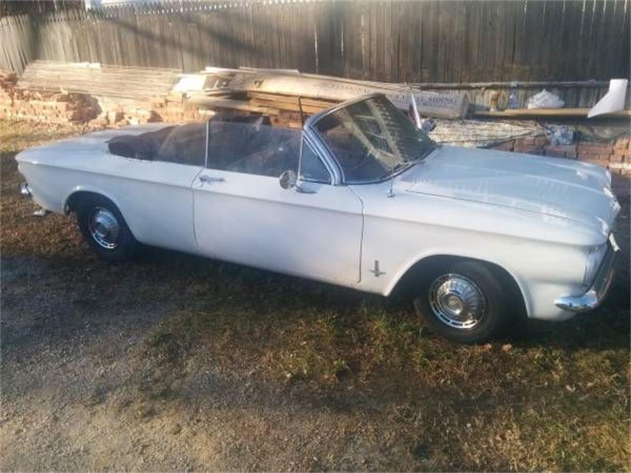 1963 Chevrolet Corvair (CC-1118781) for sale in Cadillac, Michigan