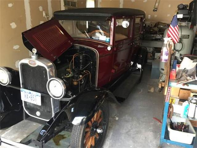 1928 Chevrolet Sedan (CC-1118794) for sale in Cadillac, Michigan
