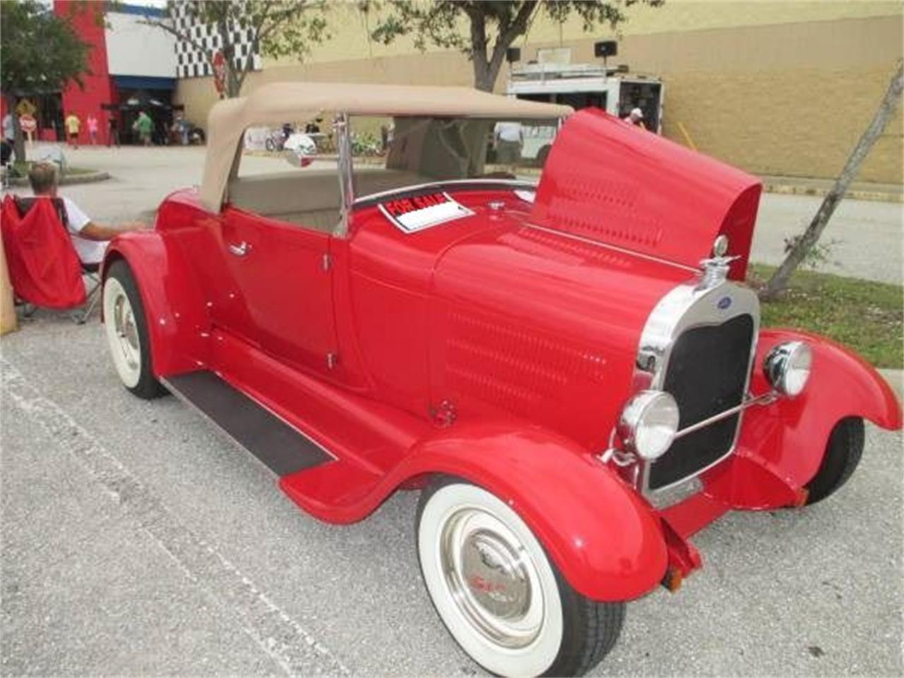 1929 Ford Model A (CC-1118799) for sale in Cadillac, Michigan