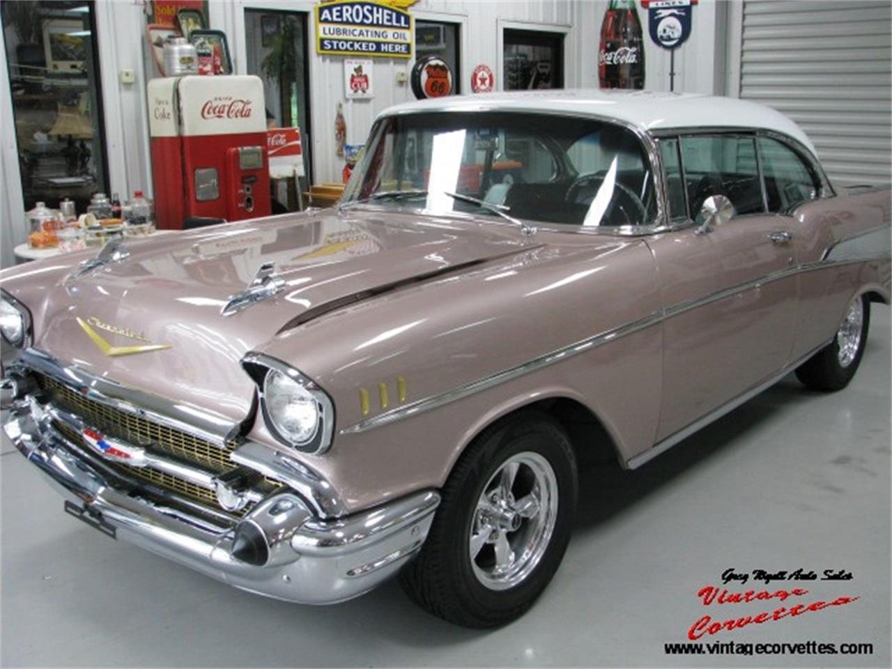 1957 Chevrolet Bel Air (CC-1110880) for sale in Summerville , Georgia