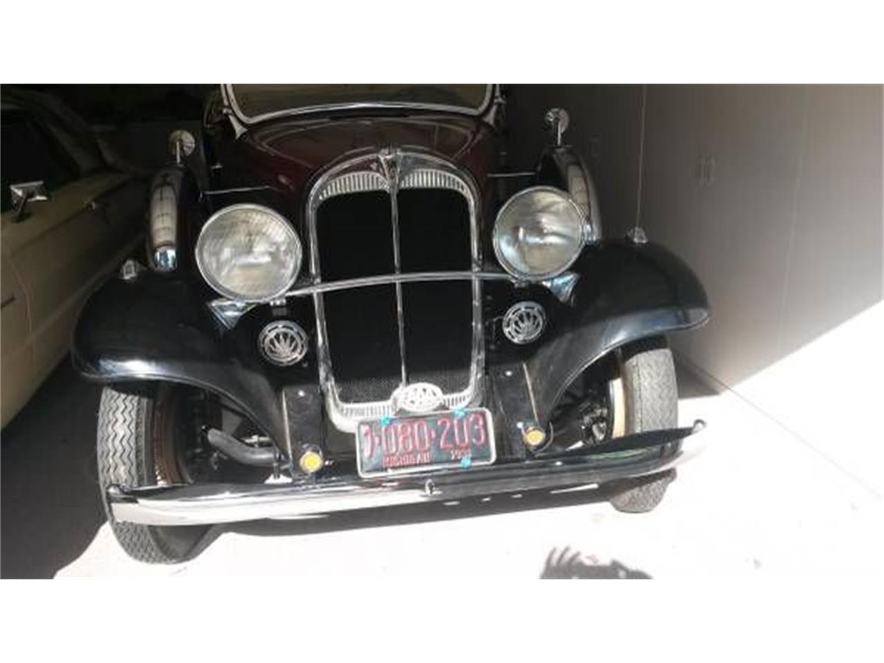 1931 Willys-Overland Jeepster (CC-1118801) for sale in Cadillac, Michigan