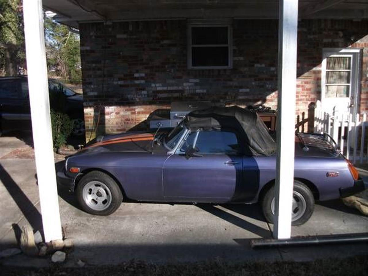 1977 MG MGB (CC-1118806) for sale in Cadillac, Michigan