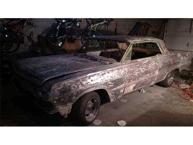 1963 Chevrolet Impala (CC-1118811) for sale in Cadillac, Michigan